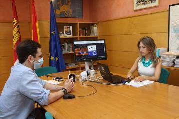 Castilla-La Mancha celebra la aprobación del dictamen contra los aranceles de Estados Unidos a productos agroalimentarios de la Unión Europea