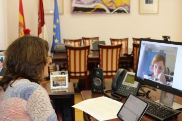 El Gobierno de Castilla-La Mancha y los grupos de PSOE y Cs avanzan en el seguimiento de las medidas del pacto por la recuperación
