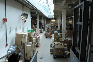Nuevo envío de material de protección para profesionales sanitarios en Albacete