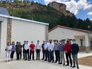 El Gobierno de Castilla-La Mancha invierte dos millones en el plan de mejoras de infraestructuras de lucha contra incendios forestales desde el inicio de legislatura
