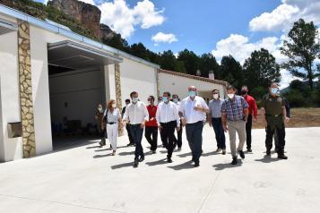 El Gobierno regional apuesta por el turismo como alternativa de generación de riqueza y empleo para la Serranía de Cuenca