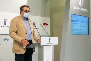 Rueda de prensa del Consejo de Gobierno (21 Julio) (I)