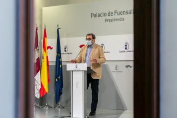 Rueda de prensa del Consejo de Gobierno (21 Julio) (II)
