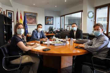 Castilla-La Mancha apoya la labor que se realiza desde la Asociación de Fabricantes de Harinas y Sémolas de España (AFHSE)