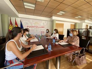 """El Gobierno de Castilla-La Mancha reanuda las obras de la Residencia de Mayores """"Pocitas del Prior"""" en Puertollano con un presupuesto de 1,4 millones de euros"""