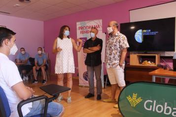 """El Gobierno regional define a la escuela de formación de entrenadores de la Federación de Baloncesto de Castilla-La Mancha como """"un referente regional y nacional"""""""