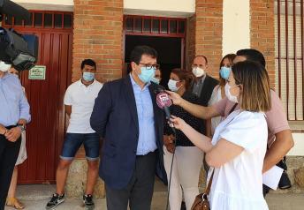 El Gobierno de Castilla-La Mancha invierte cerca de 230.000 euros en obras de reforma, adaptación y mejora en centros educativos de Talavera y comarca