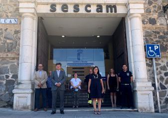 El doctor Miguel Ángel Atoche, nuevo director de la Gerencia de Urgencias, Emergencias y Transporte Sanitario de Castilla-La Mancha