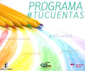 El Gobierno de Castilla-La Mancha elabora cuentos, videos y juegos para el programa de prevención e intervención del acoso escolar #TuCuentas