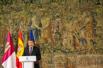 Consejo de Gobierno de Castilla-La Mancha 18 Agosto 2020 (II)