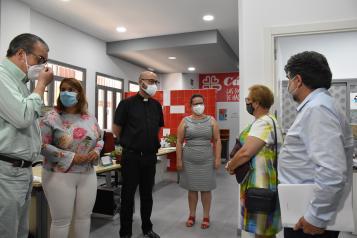 El Gobierno de Castilla-La Mancha destina 2,9 millones de euros a proyectos de inclusión con Cáritas