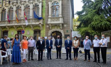 Participación de la Junta en el XVI Aniversario del Museo de la Cuchillería de Albacete