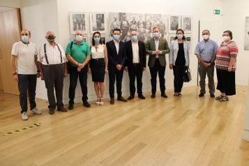 """La exposición """"Los Vendedores del Cinto"""" en Casa Perona"""