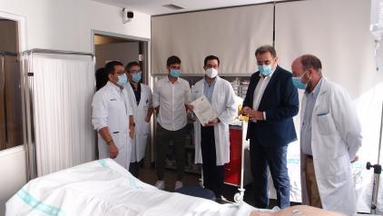 El centro de simulación clínica avanzada del Hospital General Universitario de Ciudad Real consigue la certificación de calidad ISO 9001