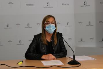 Comparecencia de Lola Serrano sobre financiación recursos públicos destinados a mujeres
