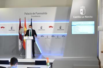 Rueda de prensa del Consejo de Gobierno (15 de septiembre) (II)