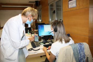 El Gobierno de Castilla-La Mancha forma a los equipos de vigilancia epidemiológica para la puesta en marcha de la aplicación 'RadarCOVID'