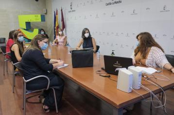 Los tutores de la Unidad de Acompañamiento empresarial del Gobierno de Castilla-La Mancha se forman en materia de patrimonio
