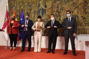 Firma del protocolo para la remodelación integral del Paseo de San Gregorio de Puertollano