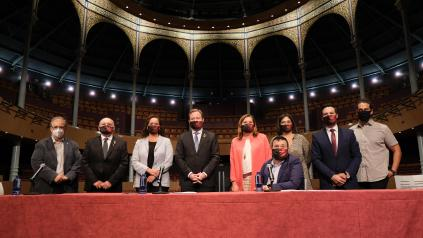 El Gobierno regional celebrará de forma virtual la XXIV Feria de Artes Escénicas y Musicales de Castilla-La Mancha del 19 al 22 de octubre