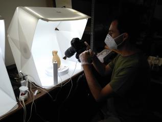 Más de 400 piezas del Museo de Ciudad Real ya han sido digitalizadas y podrán verse a través de internet a finales de este año