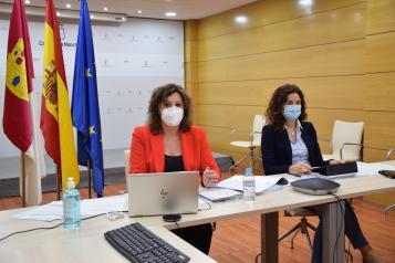 El Gobierno de Castilla-La Mancha celebra la restitución de los fondos destinados a las acciones de Formación Profesional para el Empleo