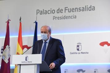 Vicepresidente del Gobierno regional