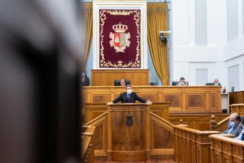 Debate sobre el Estado de la Región (VI)