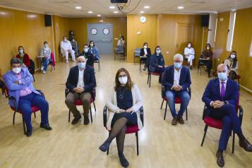 La Gerencia de Puertollano recupera la formación especializada en Medicina de Familia e incorpora por primera vez la Enfermería de Atención Familiar y Comunitaria