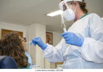 Sanidad prorroga las medidas especiales establecidas para frenar la expansión del coronavirus en Villanueva de la Torre y Marchamalo