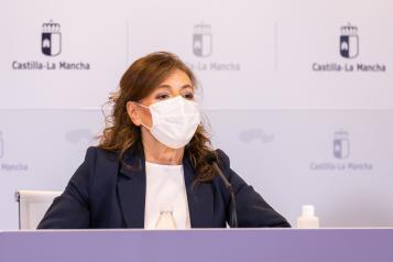 Aurelia Sánchez informa sobre asuntos de interés regional