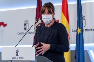 Castilla-La Mancha solicita un Estado de Alarma homogéneo en toda España como instrumento imprescindible para afrontar la segunda ola del coronavirus
