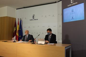 Presentación Presupuestos de la Junta para Albacete en 2021