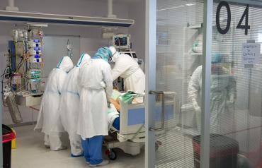 Castilla-La Mancha registra 1.212 nuevos casos por infección de coronavirus