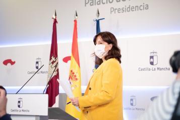 Rueda de prensa del Consejo de Gobierno (4 de noviembre)  (II)