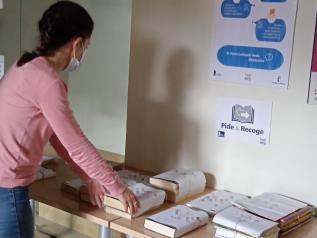 Cerca de 3.000 usuarios han utilizado el servicio 'Pide y Recoge' del servicio de Bibliotecas públicas del Gobierno regional