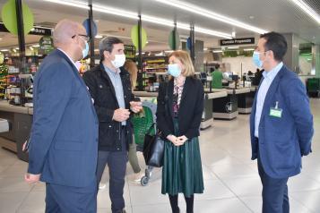 El Gobierno de Castilla-La Mancha anima a las empresas de la región a implementar acciones que contribuyan a la consecución de los objetivos marcados en la Estrategia regional de Economía Circular