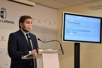 El Gobierno regional apuesta por el diálogo, la participación y la cohesión europea para afrontar el escenario post Covid