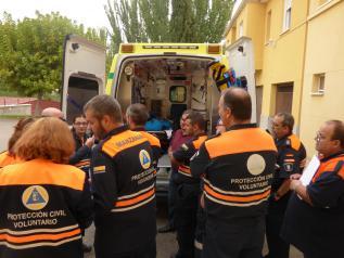 El Gobierno de Castilla-La Mancha dota de uniformes y medios materiales a 175 agrupaciones de Protección Civil de la región