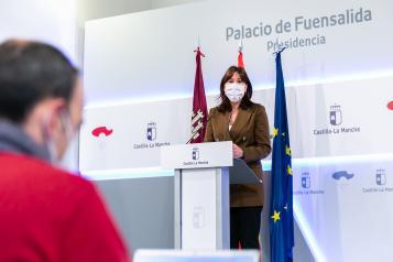 Rueda de prensa del Consejo de Gobierno (24 de noviembre) (I)