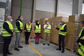 El Gobierno de Castilla-La Mancha apoya 615 proyectos de inversión en prevención de riesgos laborales con ayudas de más de 1 millón de euros
