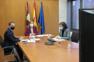 El Gobierno regional destaca el papel del Parque Científico y Tecnológico para el desarrollo de proyectos educativos de FP Dual