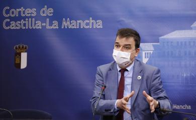 El consejero de Agricultura, Agua y Desarrollo Rural comparece en la Comisión de Presupuestos de las Cortes de Castilla-La Mancha