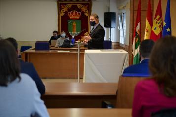 García-Page ensalza el trabajo de los equipos de rastreadores de Guadalajara