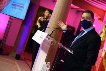 El Gobierno de Castilla-La Mancha llevará a cabo más de 200 acciones inversoras en 75 centros de mayores y de personas con discapacidad