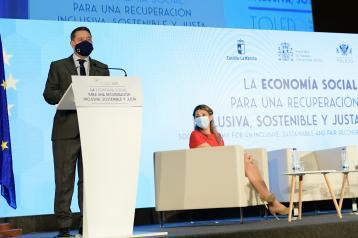 La Economía Social para una Recuperación Inclusiva, Sostenible y Justa