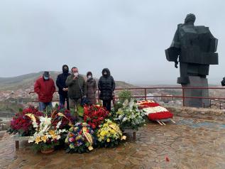 El Gobierno regional adjudicará las obras de iluminación artística del Monumento al Minero de Puertollano antes de final de año