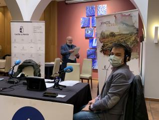 Francisco Martínez Arroyo participa en el programa agrario radiofónico 'Agropopular' (19 diciembre)