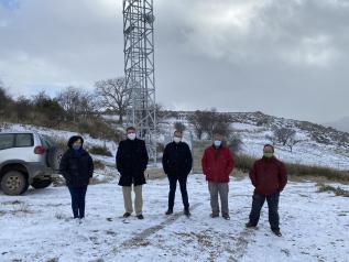 El Gobierno de Castilla-La Mancha prosigue con el despliegue de telecomunicaciones en los núcleos rurales, objetivo al que ya ha destinado 24 millones desde 2016