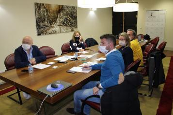 Reunión del CASP en Casa Perona